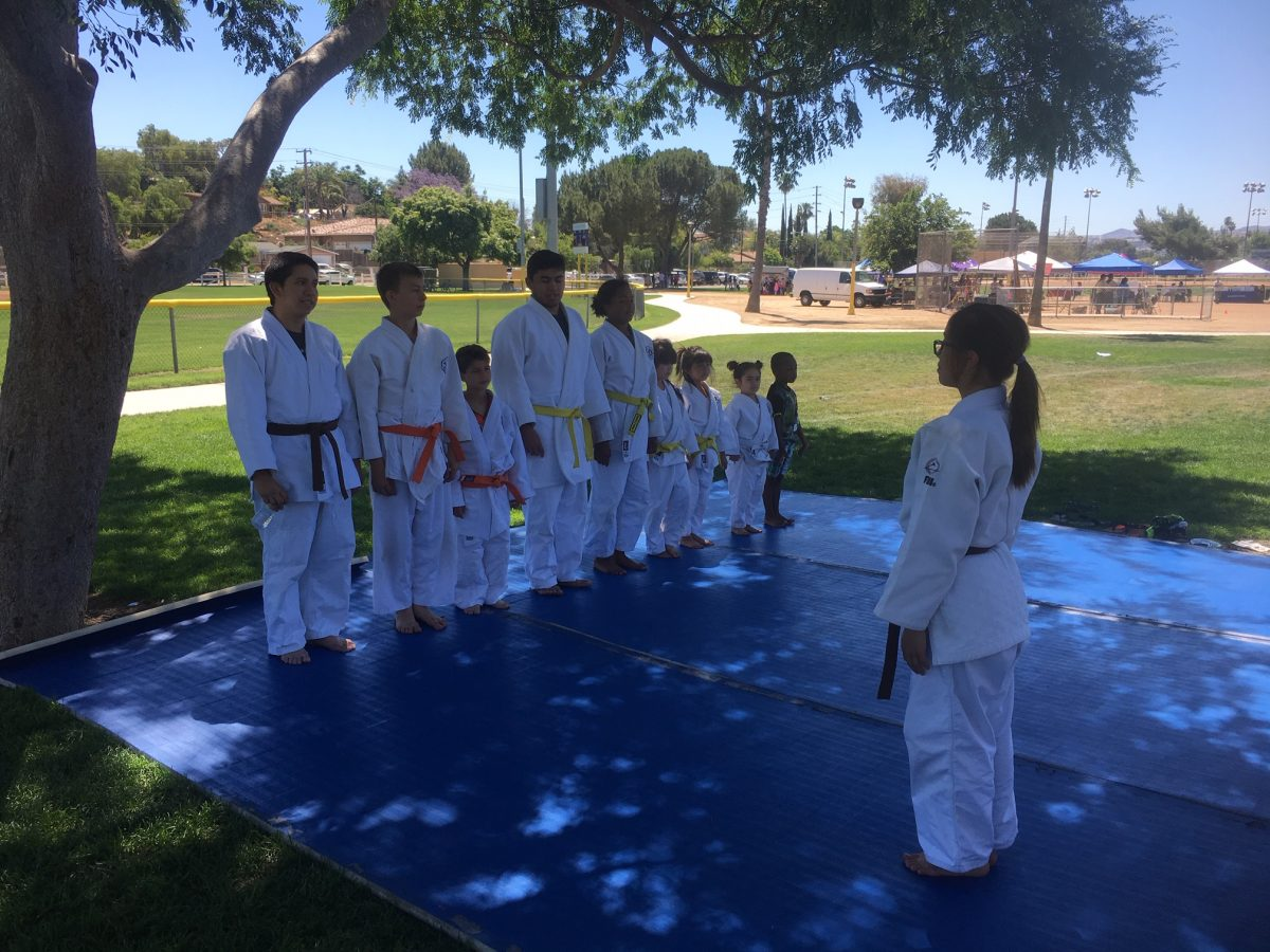 Gallery – Riverside Youth Judo Club
